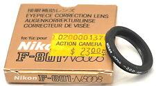 Nikon Eyepiece Correction Lens -3.0 F-801 fits F3 HP & F4