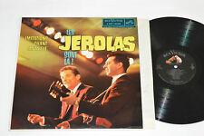LES JEROLAS Sont La! LP 1961 RCA LCP-1029 Mono Comedy Pop Chanson Quebec Jérolas