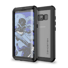 Samsung Galaxy S8 funda Ghostek impermeable Nautical protector negro