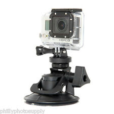 Delkin Fat Gecko Stealth Vacuum Camera Mount for GoPRO -> Free US Shipping