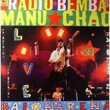 MANU CHAO Baionarena Live 2CD BRAND NEW