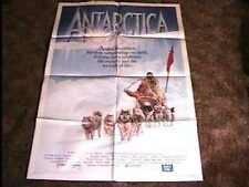 ANTARTICA ORIG MOVIE POSTER '84 CULT FOLLOWING