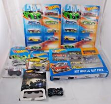Hot Wheels Car Vehicles Diecast Lot 2015 2016 Open Packages