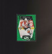 1998-99 Upper Deck UD Choice Starquest Green #SQ13 Theoren Fleury Calgary Flames