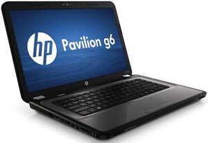 HP Pavilion LAPTOP  G6-1052ei  i3 6 GB RAM 320 GB HDD windows 10