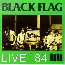 Live '84 - Black Flag (1998, CD NIEUW)2 DISC SET