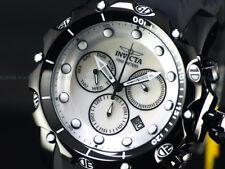 Invicta 52mm Men VENOM Sea Dragon II Swiss Chrono Cloudy MOP BK HighPolish Watch