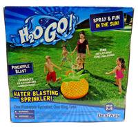 Water Sprinkler Pineapple Inflatable Ring Toss Game Summer Toys Pool Fun Bestway