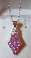 """Chain Sapphire 18 - 19.99"""" Fine Necklaces & Pendants"""