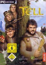 Tell - Das Spiel zum Film für Pc Neu/Ovp