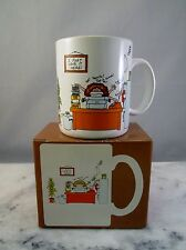 How to Get Along at the Office Coffee Tea Cup Mug Hallmark 1984 With Box