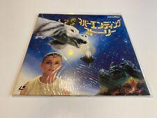 The Never Ending Story Laserdisc LD englisch Die unendliche Geschichte