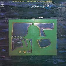 Thelonious Monk Quartet Monk In Tokyo vinyl LP NEW sealed