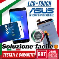 DISPLAY LCD+TOUCH SCREEN ORIGINALE X ASUS Zenfone 3 Max 5.5 ZC553KL X00DS X00DD!