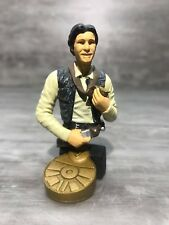 STAR WARS GENTLE GIANT BUST UPS HAN SOLO with CEREMONIAL MEDAL LOOSE