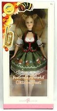 Barbie Oktoberfest Festivals of the World Pink Label Collector Doll DOTW 2006