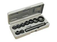 Sealey AK709 Gasket Punch Set 10pc