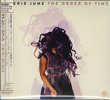 VALERIE JUNE-THE ORDER OF TIME-JAPAN CD BONUS TRACK E51