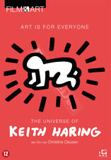 The Universe of Keith Haring NEW PAL Documentary DVD Christina Clausen France