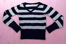 H&M Mädchen-Pullover & -Strickware mit V-Ausschnitt
