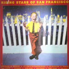 RISING STARS OF SAN FRANCISCO Kingsnakes Impostors NEW SEALED 1981 Vinyl LP 9005