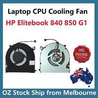 CPU Cooling Fan for HP Elitebook 740 745 755 840 850 ZBook 14 G1 G2 730792-001