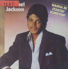"7"" Single - Michael Jackson - Wanna Be Startin' Somethin' - S77"