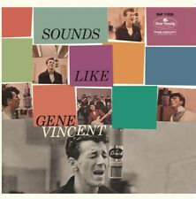 Sounds Like Gene Vincent REISSUE from the Japanese Capitol 10 inch 25 CM -sealed