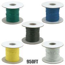 950FT 290M Vinyl Coated Twist Tie Cable Wire Rope Packaging Package Reel