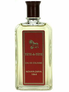 Cologne 85 ml Tete-a-Tete oriental spicy vetiver black currant ambergris vanilla