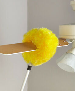 """Cathedral Ceiling Fan Wall Duster Mop Washable Microfiber extendable 36""""- 58"""""""