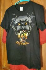 Rowdy Roddy Piper Rowdy Panther Pro Wrestling Crate Men's Small T-Shirt WWE HOF