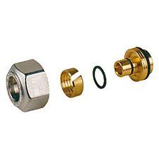 R179AM Adattatore tubi plastica o multistrato R179MX040 22x(26x3) GIACOMINI