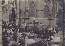 Dinant Belgique Instantané Vintage argentique 1903