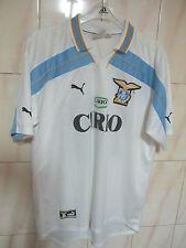 SS Lazio away shirt Puma,, M, 1999/00, BNWOT NEDVED SALAS VERÓN SIMEONE NESTA.