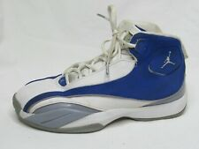 2006 JORDAN 23 Blue White Silver 312693-103 Shoes Size 6.5Y