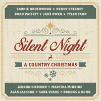 Sony Music - Silent Night: A Country Christmas [New & Sealed]