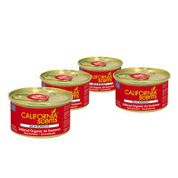California Scents Air Freshener 4-Pack (Baja Burnout)