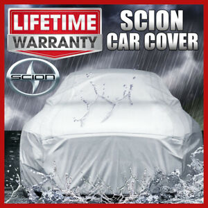 SCION [OUTDOOR] CAR COVER ☑️ All Weatherproof ☑️ 100% Full Warranty  ✔CUSTOM✔FIT