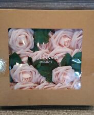 Ling's Moment Artificial Pink Roses - 25 - New in Box