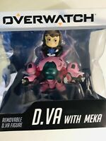 Overwatch D.Va with Meka Cute But Deadly Action Figure (Removable DVa, Blizzard)