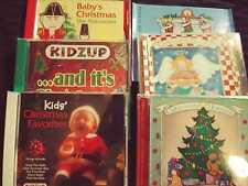 Christmas / Holiday Music CD's instrumental, classics, sing-alongs, 6 CD's! Mint
