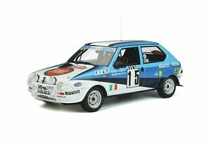 Ottomobile OT888 - Fiat Ritmo Abarth Gr.2  1/18