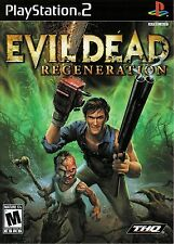 Evil Dead: Regeneration - Playstation 2 Game Complete