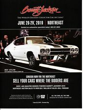 1970 CHEVROLET CHEVELLE SS 454 LS6 ~ GREAT AUCTION AD