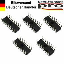 5x Schieberegister SN74HC595N 74HC595 DIP Arduino