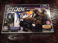 Gi Joe 30th Anniversary VAMP MARK 2 Vehicle Figure Set MIB