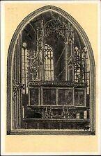 Zwickau Sachsen ~1920/30 Dom Kirche Gezeichnet von F. Kaufmann Blick auf Altar
