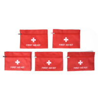 Mini Outdoor Empty Survival Travel Emergency First Aid Case Rescue Medical BagGV