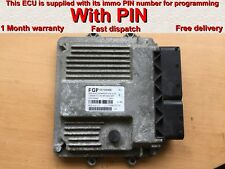 Vauxhall Opel Corsa 1.3 JTD ECU FGP 55190069 WJ *WITH PIN* Programming available